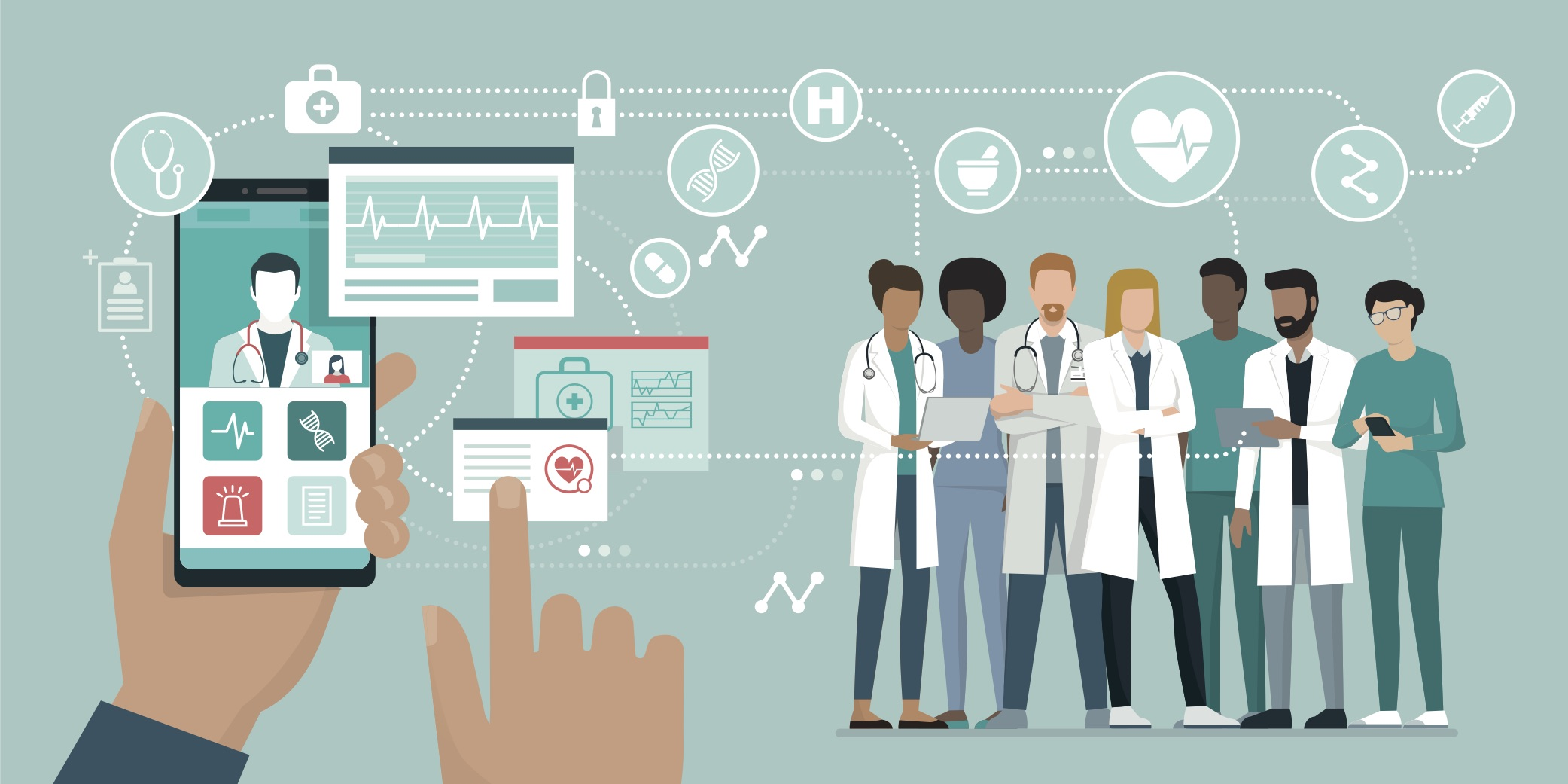 How Digital Transformation is Revolutionizing the Healthcare Industry