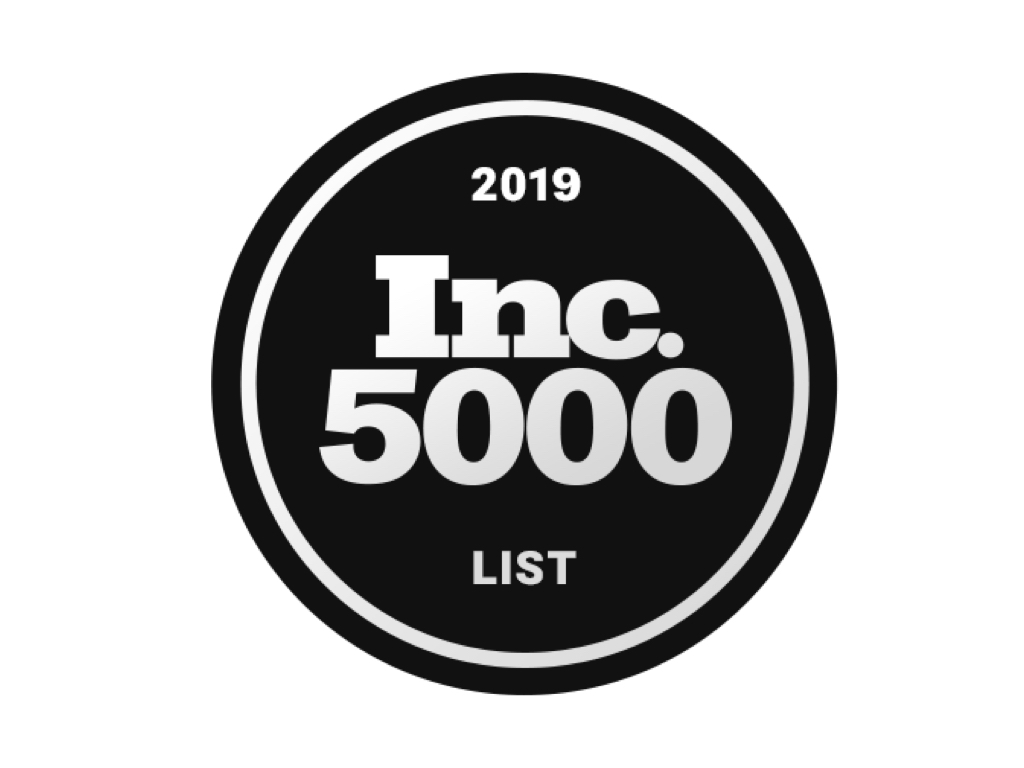 Inc. 5000 - Five Years in a Row