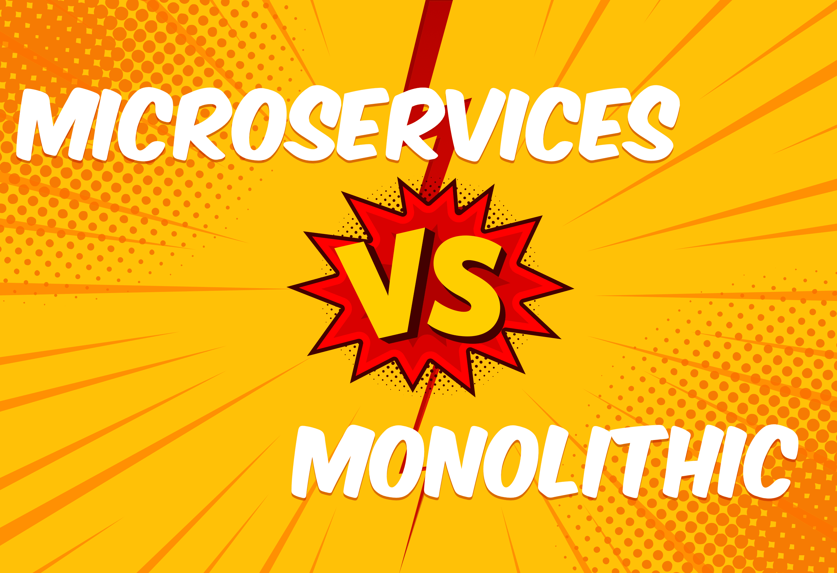 Microservices vs. Monolithic: The Differences You Should Know